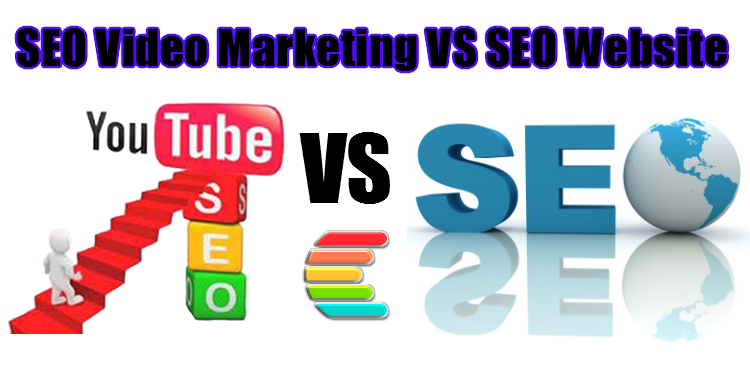 Keunggulan Metode SEO Video Marketing Online VS SEO Website !
