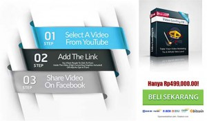tool software landing page video template Facebook
