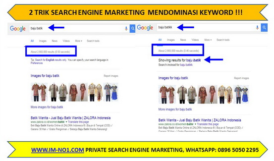 2trik search engine marketing yang mudah dan sederhana