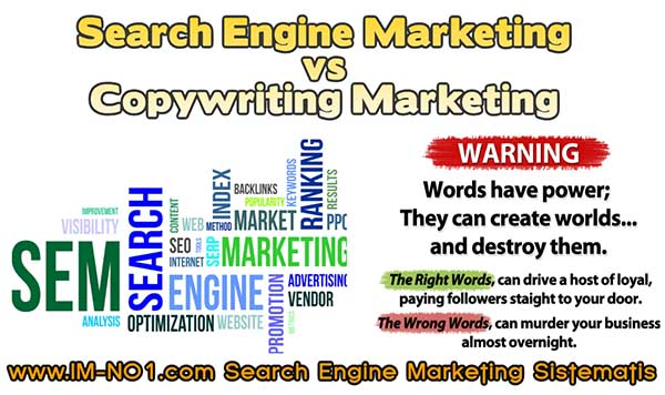 Apa Itu Search Engine Marketing Dan Copywriting Marketing ?