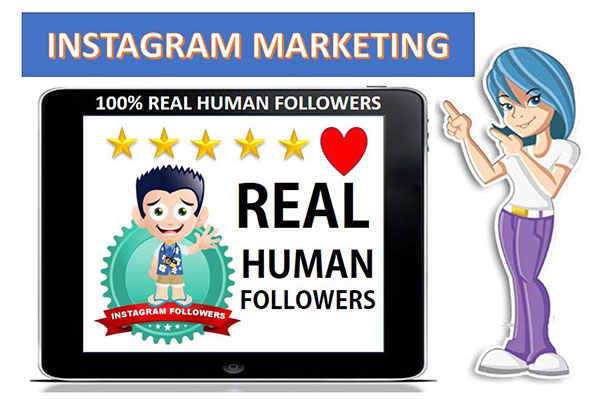 Jual Followers Instagram Murah Garansi 100% followers aktif